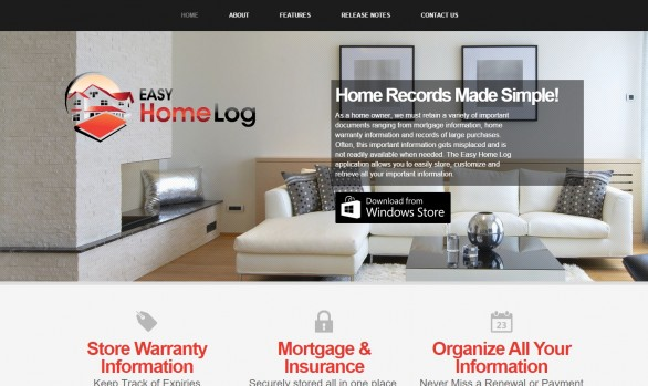 Easy Home Log